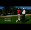 Putting with an Open Stance